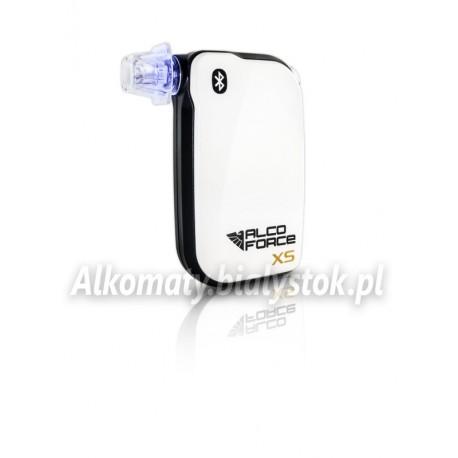 Alkomat AlcoForce XS Elektrochemiczny do Smartfona + Kalibracje GRATIS