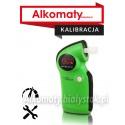 Kalibracja z wymianą sensora alkomatu AL-6000 Lite Green