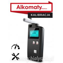 Kalibracja alkomatu Alkohit X100