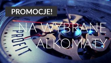 Alkomaty Białystok - Promocje